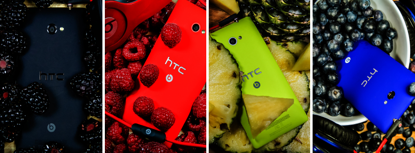 Windows Phone 8X by HTC Sounds Delicious
