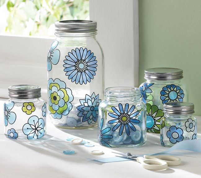 glass painting, glass paint, glass etching, martha stewart crafts, martha stewart glass paint