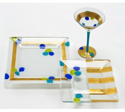 glass painting, folkart enamels
