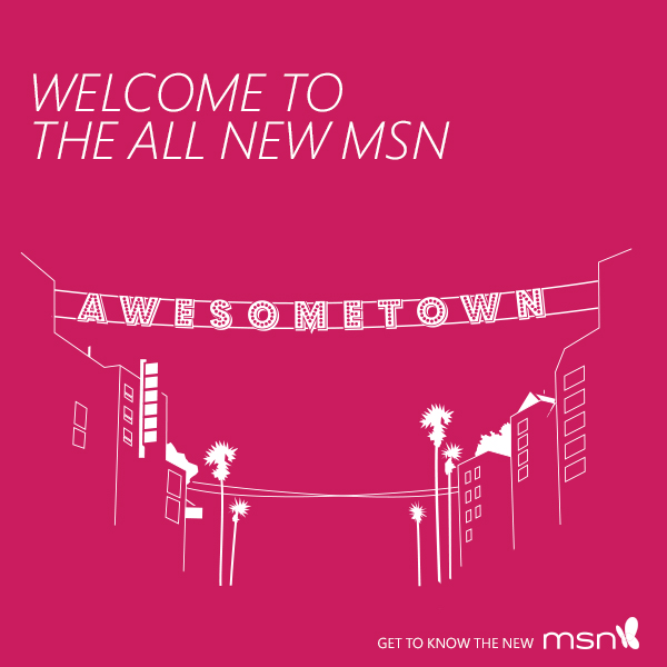 All New MSN