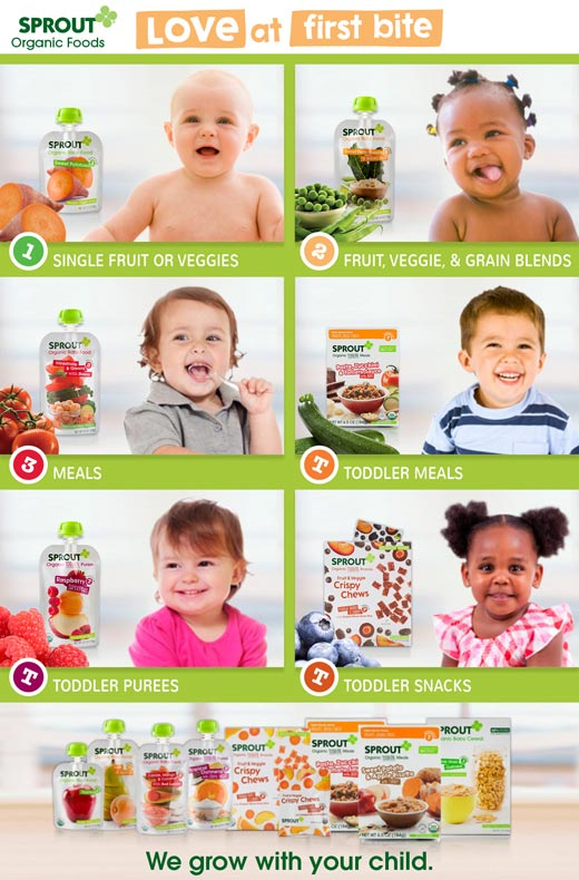 sprout, organic, baby food, natural, toddler snacks, vegetables, fruit, yogurt, toddler food, meals, snacks, yogurt bites, on the go, all natural