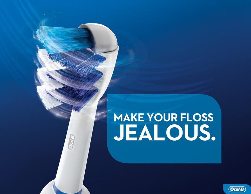 Oral-B Deep Sweep 1000 Power Brush