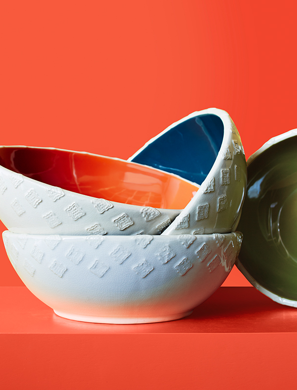 Bowls from Target #MyKindOfHoliday