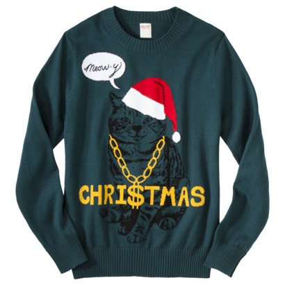 Ugly Christmas Sweaters Just Got A Hip New Twist At Target Check Em