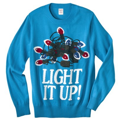 Laughable Style with Target Ugly Christmas Sweaters ...