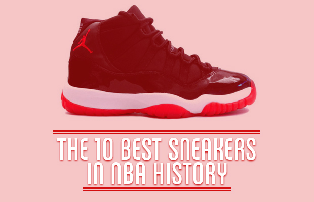 WIN THE 10 BEST SNEAKERS IN NBA HISTORY!