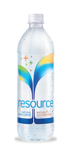 Product Spotlight: Resource Natural Spring Water giveaway