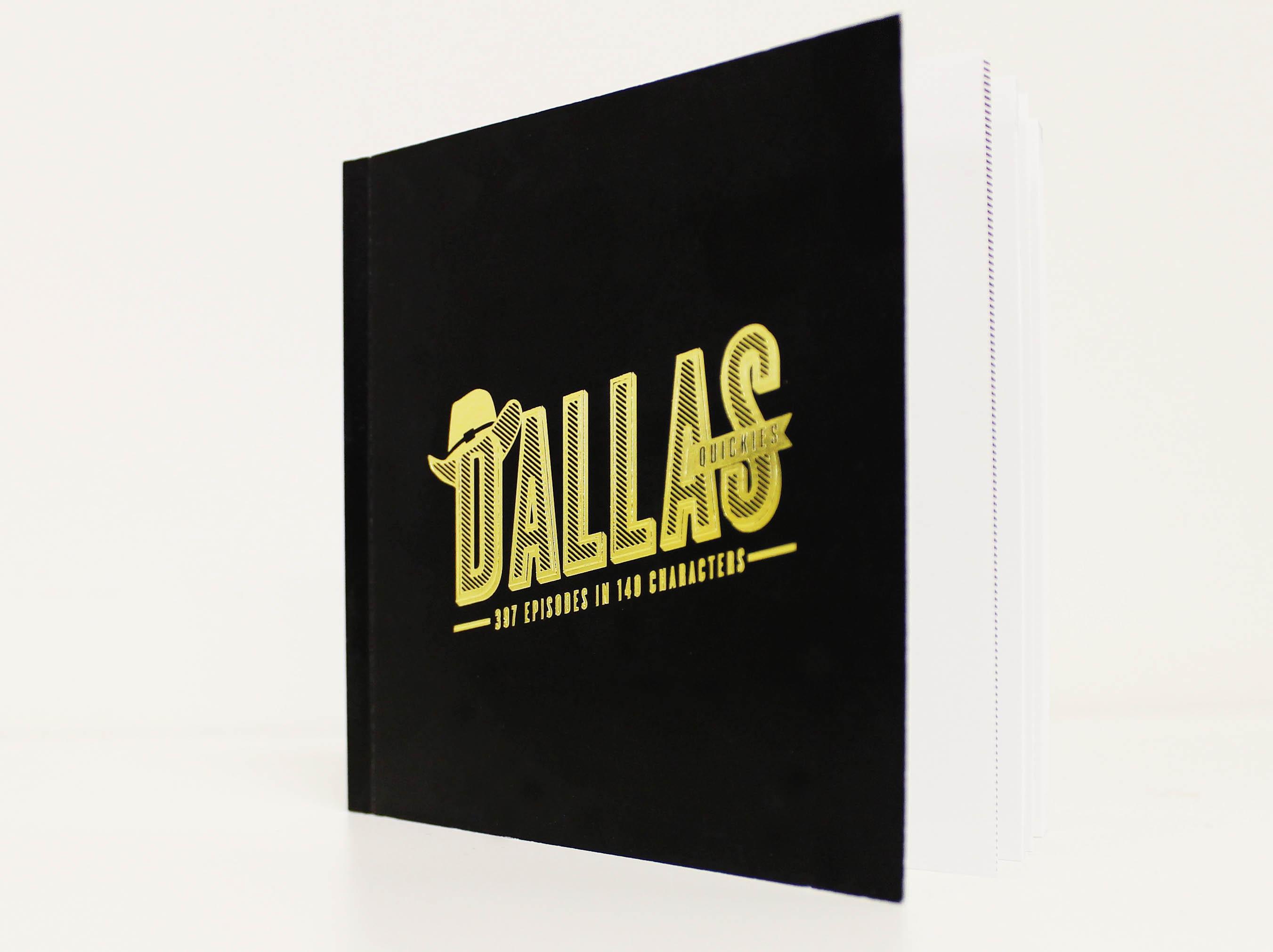 Dallas Quickie Book